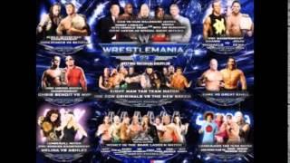 WWE Wrestlemania 23 Theme in 8 bit!