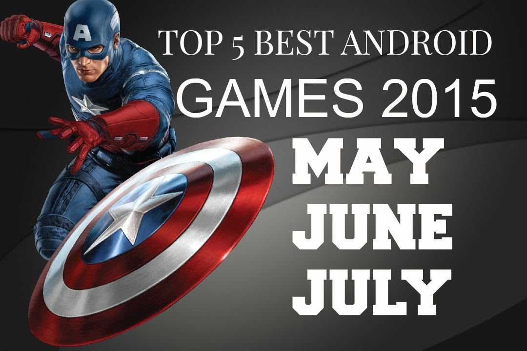 top 5 offline games for android 2015