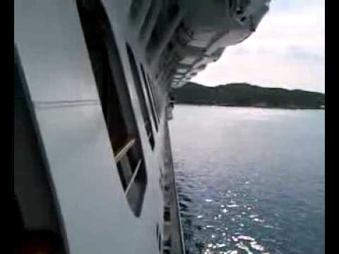 Carnival Dream Cove Balcony October 2010 Youtube