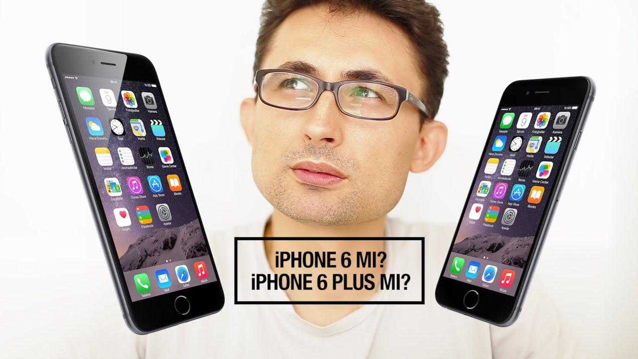 iPhone 6 mı, iPhone 6 Plus mı almalıyım?