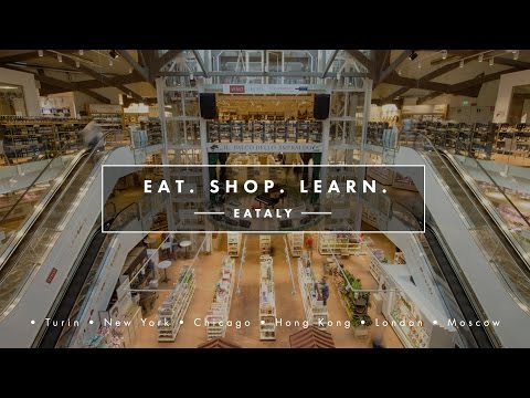 Interview – Eataly Net CEO