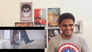 Neruppu Da Song Reaction | #Kabali Song | Rajinikanth, Pa Ranjith, #NeruppuDa