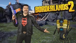 Borderlands 2 Angry Review (w/ Guest Claptrap!)