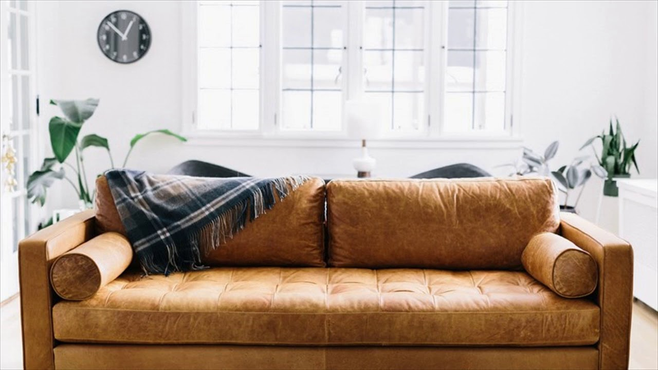 Half Leather Sofa Singapore