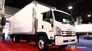 2018 Isuzu FRT Diesel Truck - Walkaround - 2017 NACV