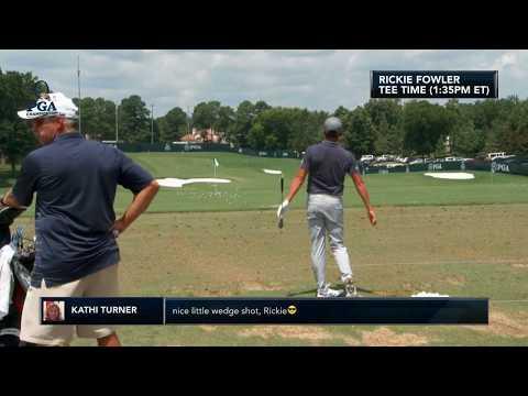 2017 PGA Championship - Rd 1 Live Coverage