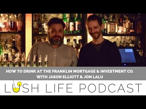Jason Elliott & Jon Lalu, The Franklin Mortgage & Investment Co., Philadelphia