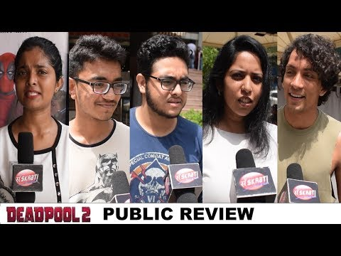 Deadpool 2 Hindi Movie Public Review | Reaction | First Day First Show Deadpool Review