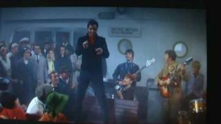 Elvis Presley - Long Legged Girl (With the Short Dress On)