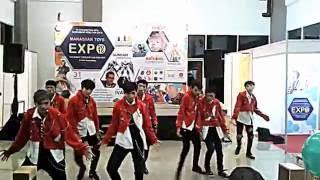 EXO (엑소) - Louder -  LOTTO (로또) - Monster (몬스터) Dance Cover By U.K Crew