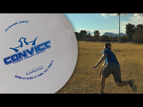 Dynamic Discs Convict | Should You Flick This Disc?