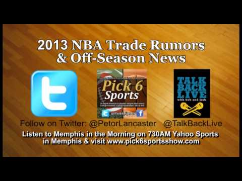 2013 NBA Free Agency Signings-Talking about Greg Oden, Brandon Jennings & Mike Miller