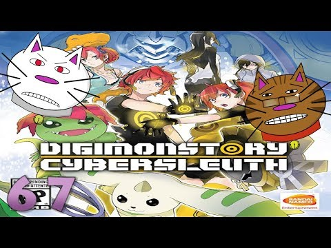 Digimon Story: Cyber Sleuth | Houston Strong - Episode 67 - PopCats