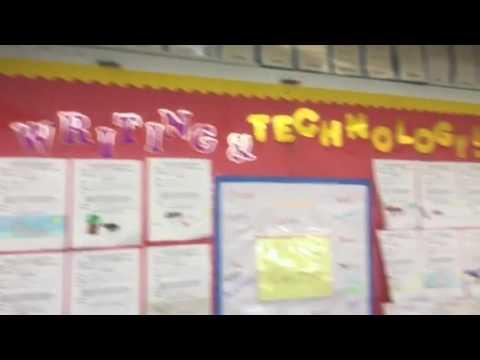 Ms. Golden's 3rd Grade Class - Center Day