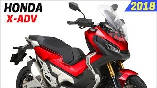 Video NEW 2018 Honda X-ADV - Updated New Features And Performance Adventure Scooter download MP3, 3GP, MP4, WEBM, AVI, FLV Desember 2017