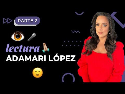 La Médium Latina se conectó con la fallecida madré de Adamari López.