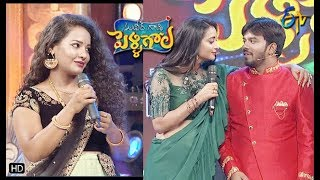 Bhanu,Radha Intro   ETV Ugadi Special Event   6th April 2019   ETV Telugu