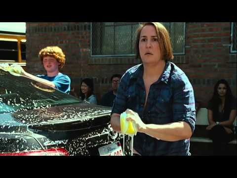 Bad Teacher Car Wash Clip