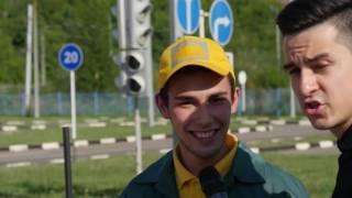 Соревнование автомехаников(3). Мастера Казанский автотранспортный техникум
