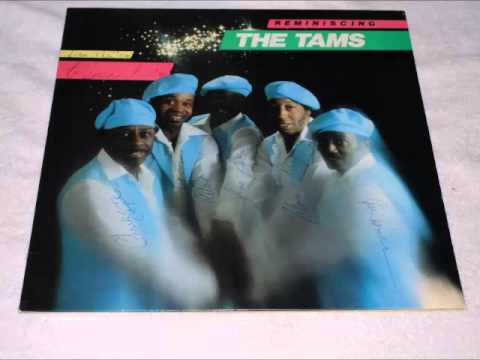The Tams - Reminiscing Private Modern Funk Soul Vinyl Rip 1982