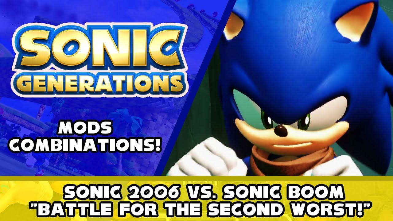 100+ Sonic Boom Generations – yasminroohi