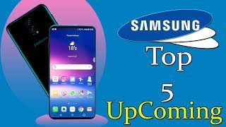 Samsung Top 5 Mobiles UpComing in October, 2018 india