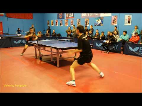 Open Singles Semi-Final: Jeremy (2528) vs Ma Jinbao (2729)
