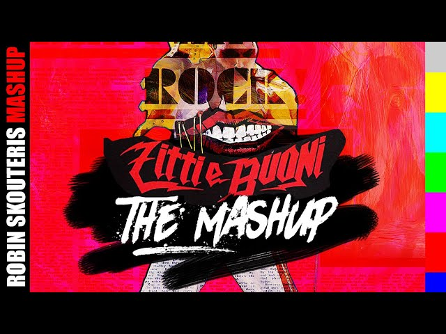 *NEW* ROCK Mashup featuring Eurovision Winner Maneskin & 12 more artists!