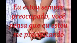 Gino Vanelli-It Hurts To Be In Love- Tradução Português