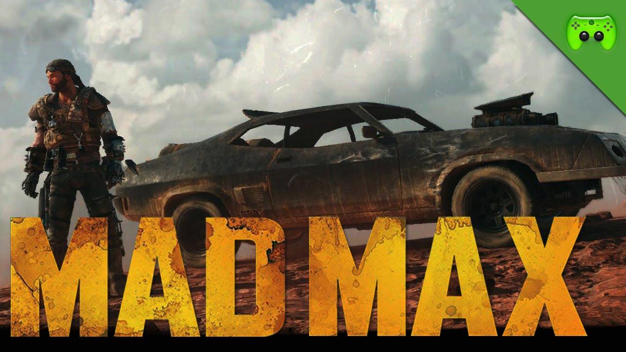 Mad Max Deutsche Sprachdatei