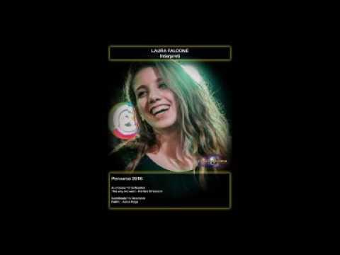 Cantamondo Festival Finali 2016 - Laura Falcone