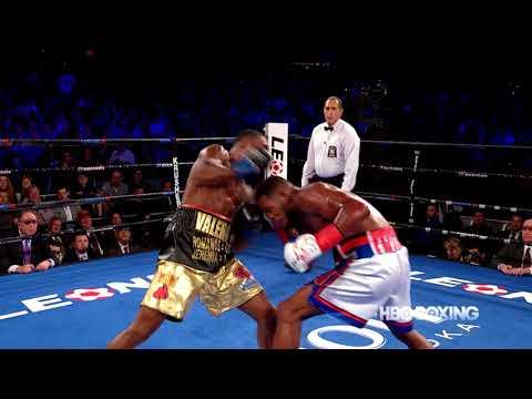 Fight highlights: Sullivan Barrera vs. Felix Valera (HBO World Championship Boxing)