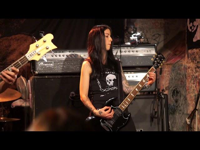 Wournos - Chaos Wielder (Live 2017)