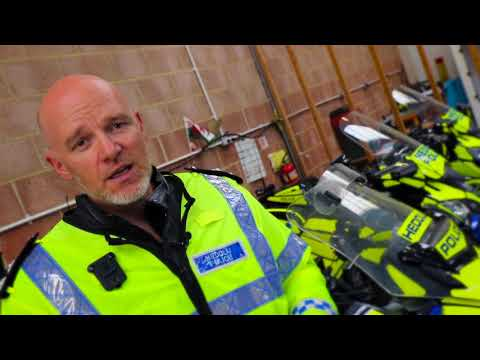 National Police Chief Council: Motorcycle Awareness Week - Three