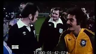 FRANCE 1-0 BRAZIL (1978) // Amazing MATCH // Rivellino, Zico, Platini, Cerezo...