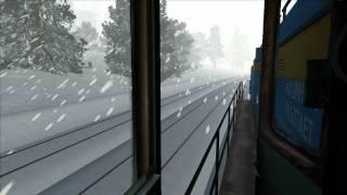 ТЭМ2 Snowplough TS2012