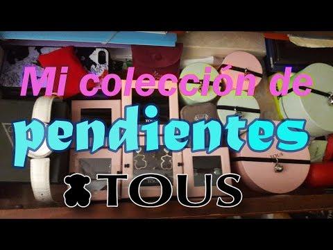 Mi colección de pendientes Tous - Review