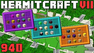 Hermitcraft VII 940 Invitations & Innovations!