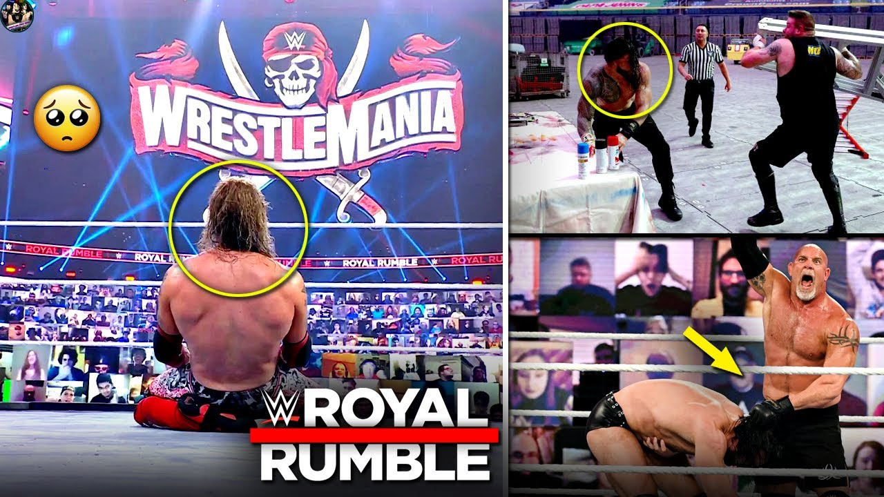 WWE Royal Rumble 2021 Results: Reviewing Top Highlights and ...