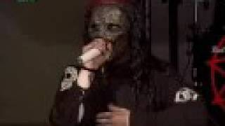 Slipknot - Wait and Bleed (live at Rock In Rio Lisboa 2004)