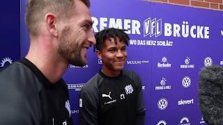 """VfL-Osnabrück-Spieler nach dem Pokal-Aus: """"Das war ein neues Level"""""""