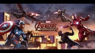 Avengers Alliance 2 | Main Menu Theme EXTENDED