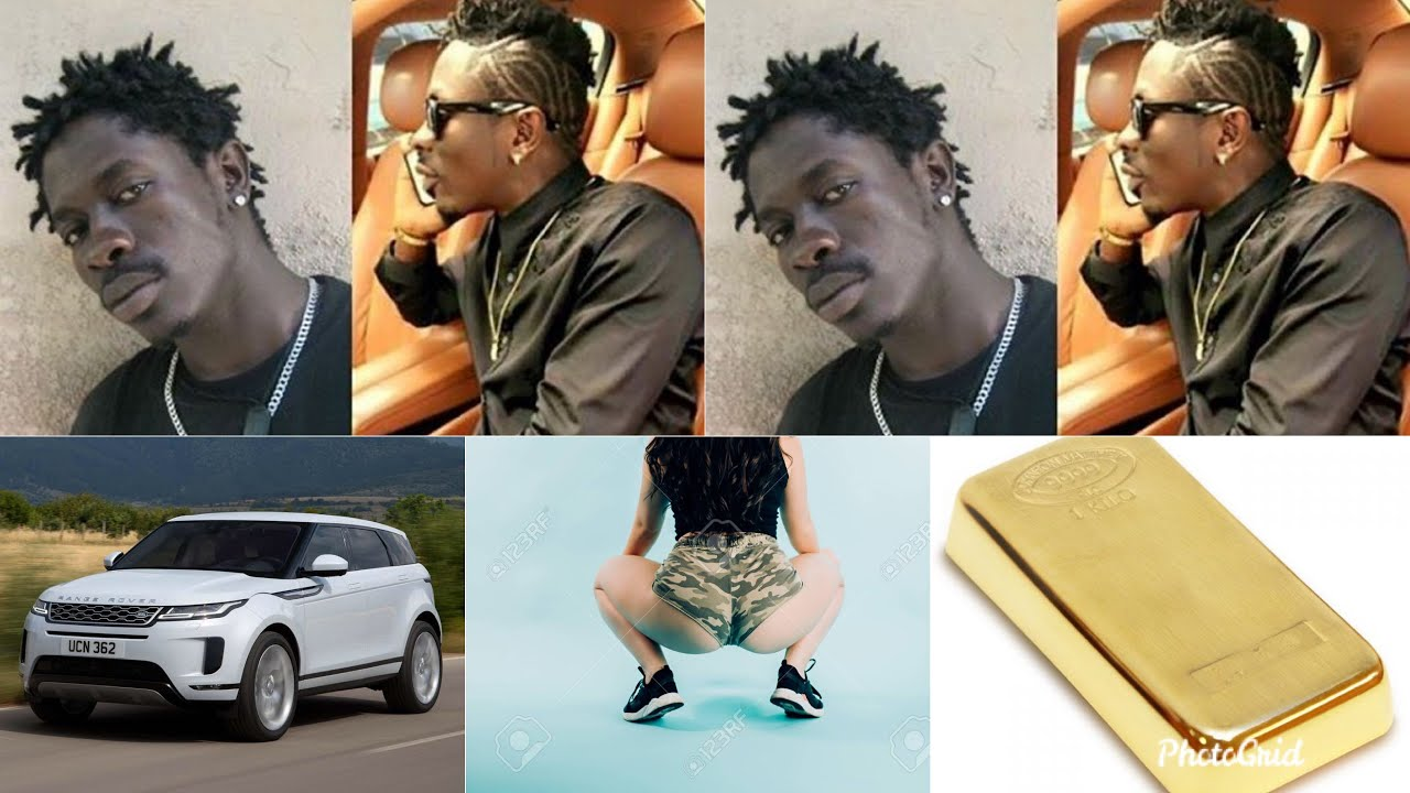 Wow....Shatta Wale's Birthday Gifts and Celebration