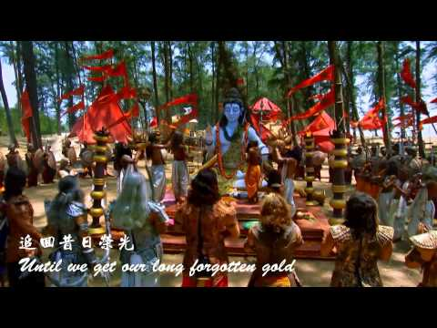 2013 Mahabharat fanvid - Song of The Lonely Mountain