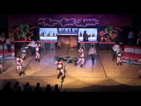 Footloose Dance | The Rage - Cuts Loose | Choreography: Tiffany Burton Rojas