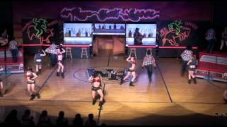Dance the Night Away | The Rage - Cuts Loose | Choreography - Tiffany Burton Rojas