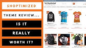 NEW Shoptimized Theme Review V5 0 - Best Shopify Theme for