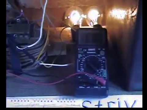 Free Energy Feb 2015 Overunity Transformer Part 1