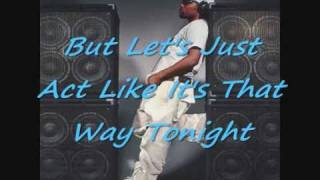 Musiq SoulChild-ForTheNight Lyrics