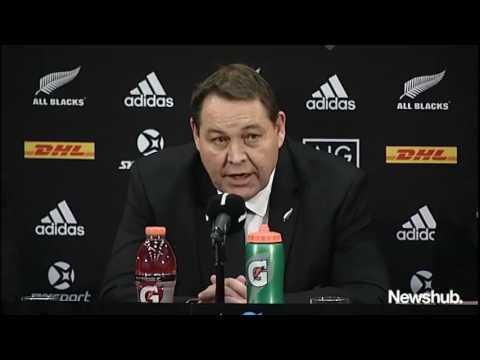 2017 Lions series: All Blacks coach Steve Hansen reacts to final result | Newshub